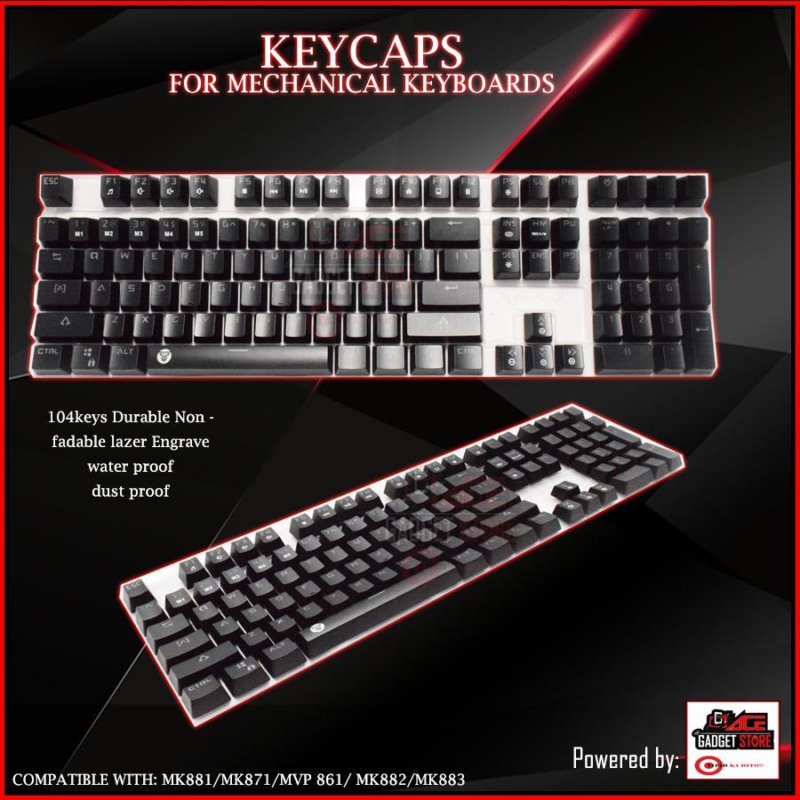 Keycap For mechanical keyboards (mk881/mk871/mk882/mk883/mvp-862