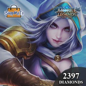 Mobile Legends 2397 Diamonds
