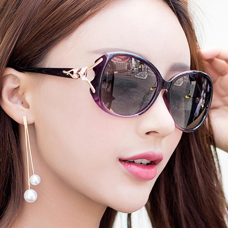 b77043a8e6d3 Sun Glasses women round Face 2019 New Style UV Sunglasses Fashion Star  Style women Glasses Fashion
