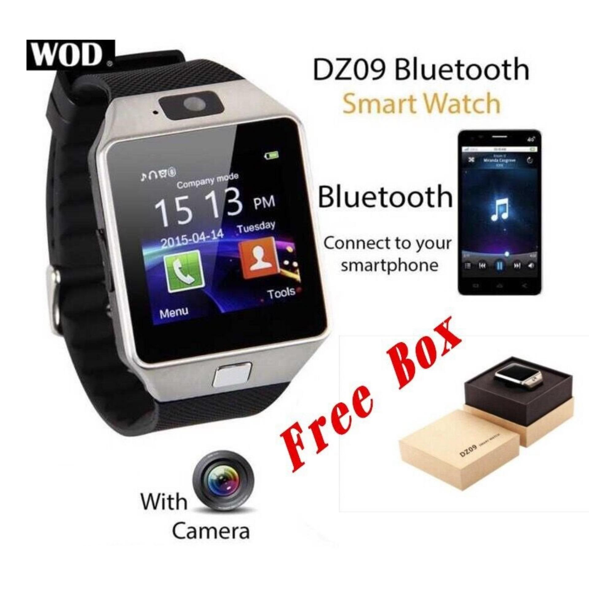 2c9633f122f QF DZ09 Smart Watch Support SIM Card Phone Call SMS TF Card Bluetooth Camera  Pedometer Sleeping