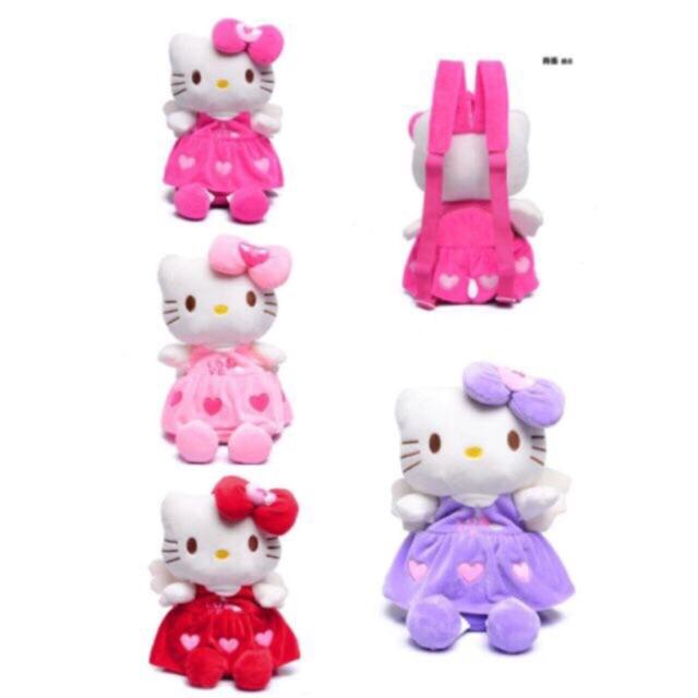 1fff6f80a2 Philippines. CiCi Kitty Bag Backpack Stuffed Toys Girl School Bags 4.9