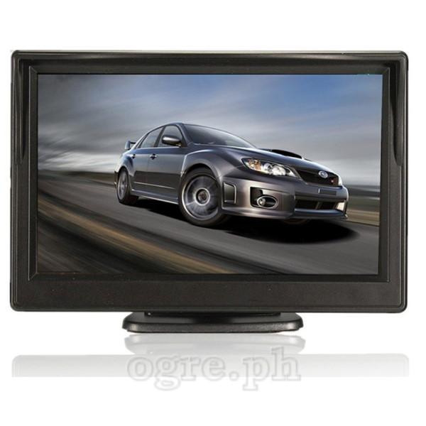 5 Tft Lcd Monitor 800x480 By Ogre.ph.