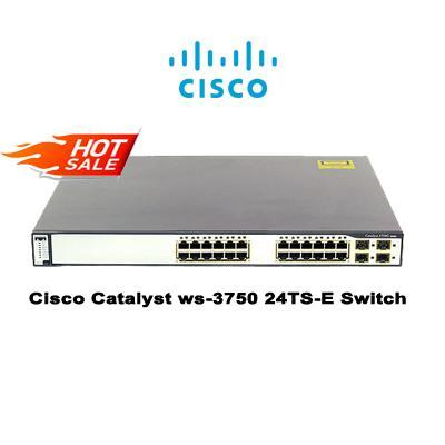 Cisco Catalyst ws-c3750-24TS-E Switch