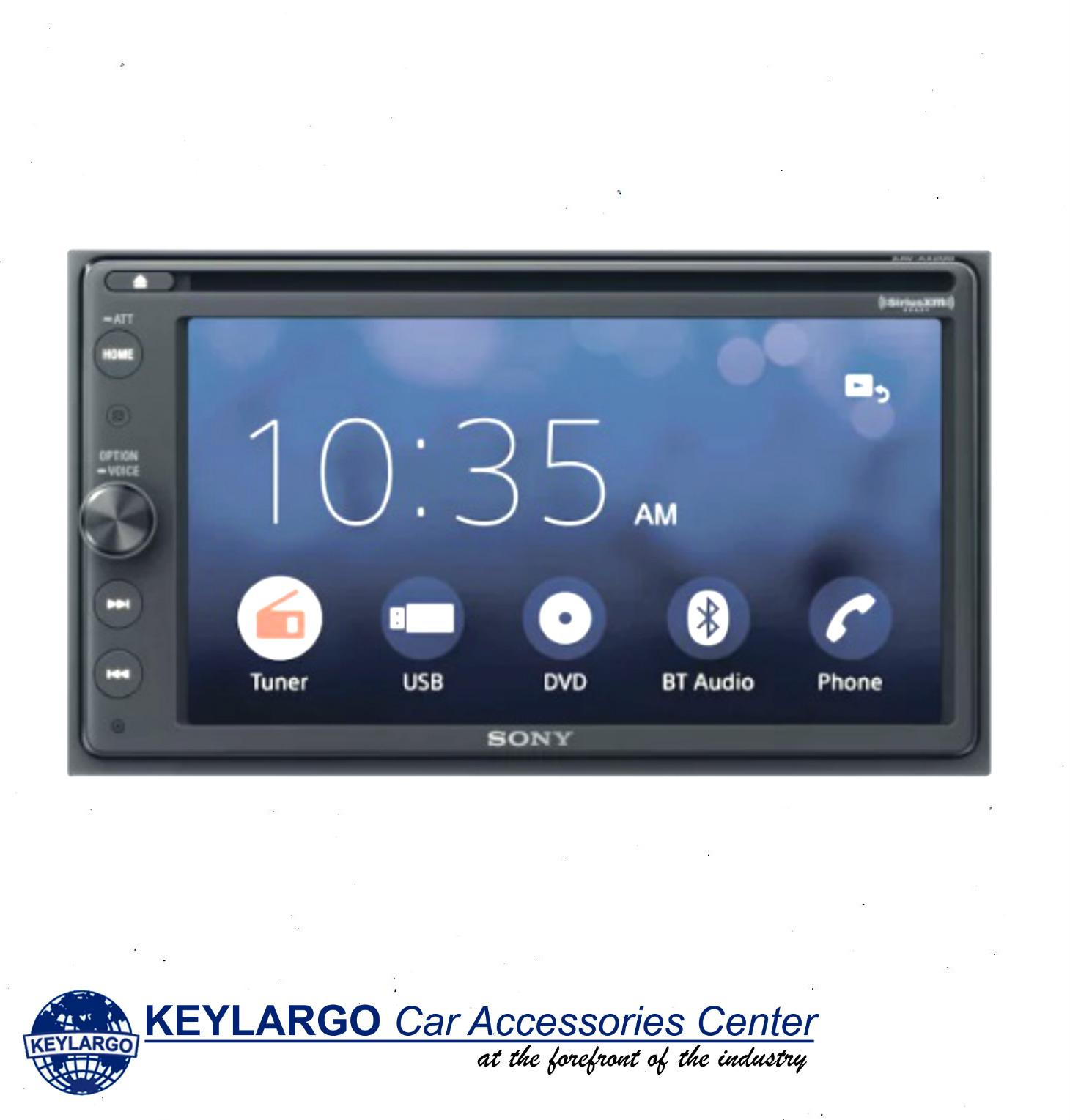 Keylargo SONY XAV-AX200 LCD DVD RECEIVER