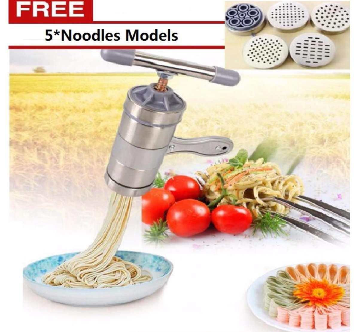 Noodle Pasta Maker Press Machine Homemade Household Stainless Steel Juicer By Sentexin.