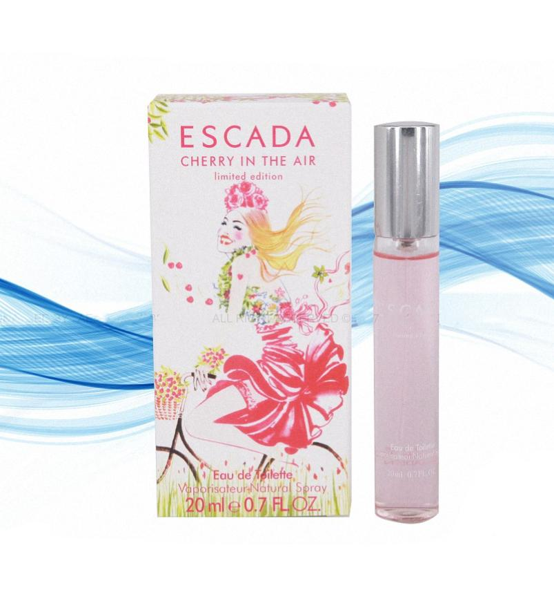 20ml Travel Size Escada Cherry In The Air Limited Edition For Women