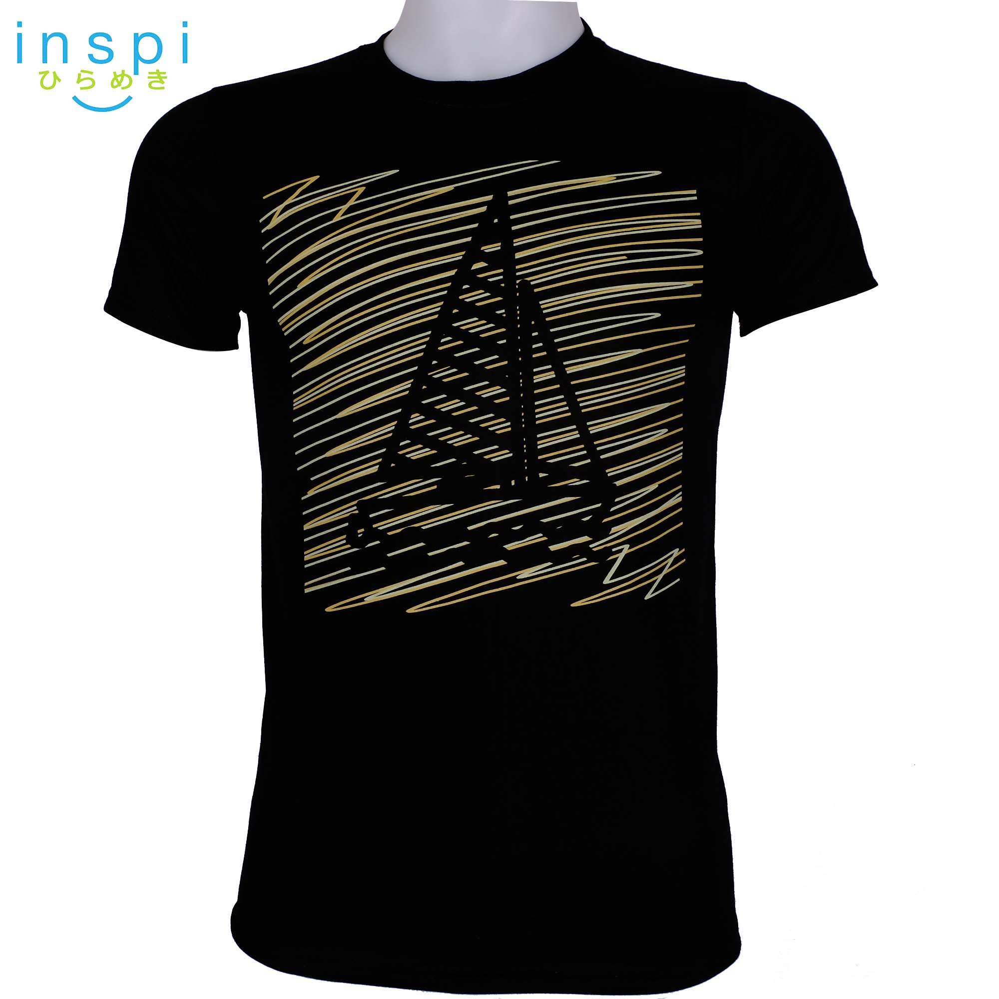 4eb03fa6e INSPI Tees Doodle Boat (Black) tshirt printed graphic tee Mens t shirt  shirts for