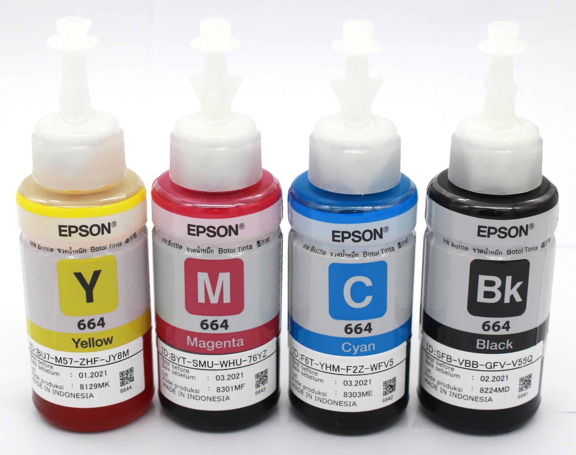Epson Philippines Price List Printer Scanner Ink Timing Belt L110 L210 L300 L350 Original New 70ml Bottle For L100 L120 L200