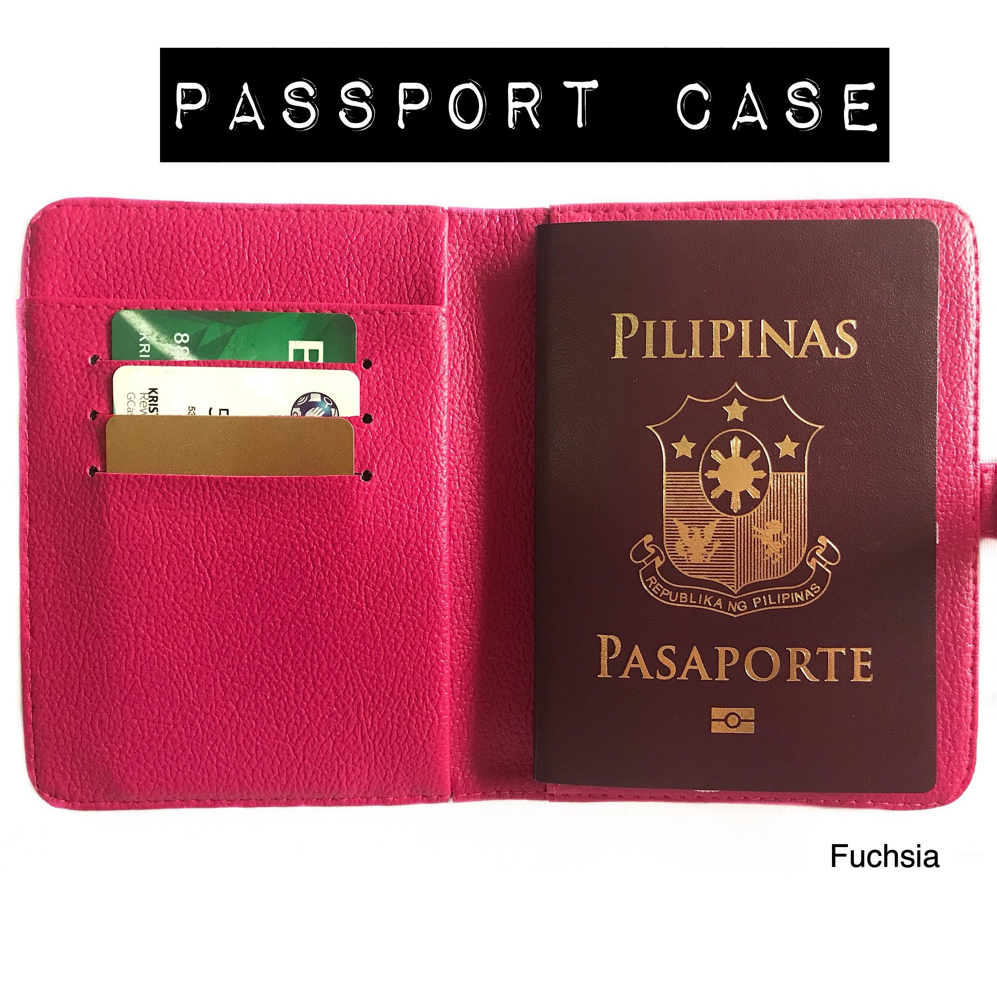 Dompet paspor Hanyu motif kartun pink fuchsia. Source · Passport Covers for sale - Passport Holders online brands, prices & reviews in Philippines |