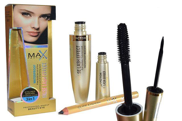 Max factor 3 in 1 Eyeliner Mascara False Lash Effect Philippines