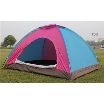 super popular 48345 228b6 CLS 2 Person Waterproof Outdoor Dome Camping Family Hiking Tent (Multicolor)