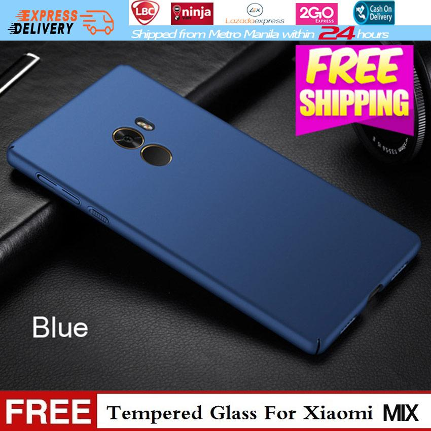 Hard PP Cases For Xiaomi Mi Mix Water-proof Comfortable Baby-skin Feel Phone