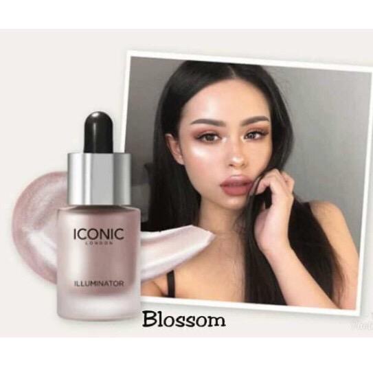 Iconic London illuminator Dropper high gloss liquid makeup blossom Philippines