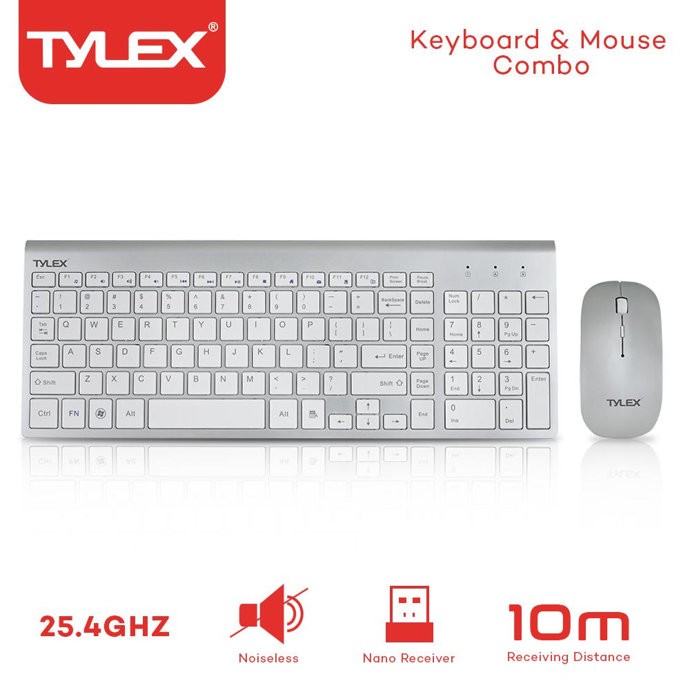 Computer Keyboards For Sale Pc Prices Brands Specs In Logitech Mk220 Keyboard Mouse Wireless Combo Original Tylex X W58 Home Office Noiseless 24ghz