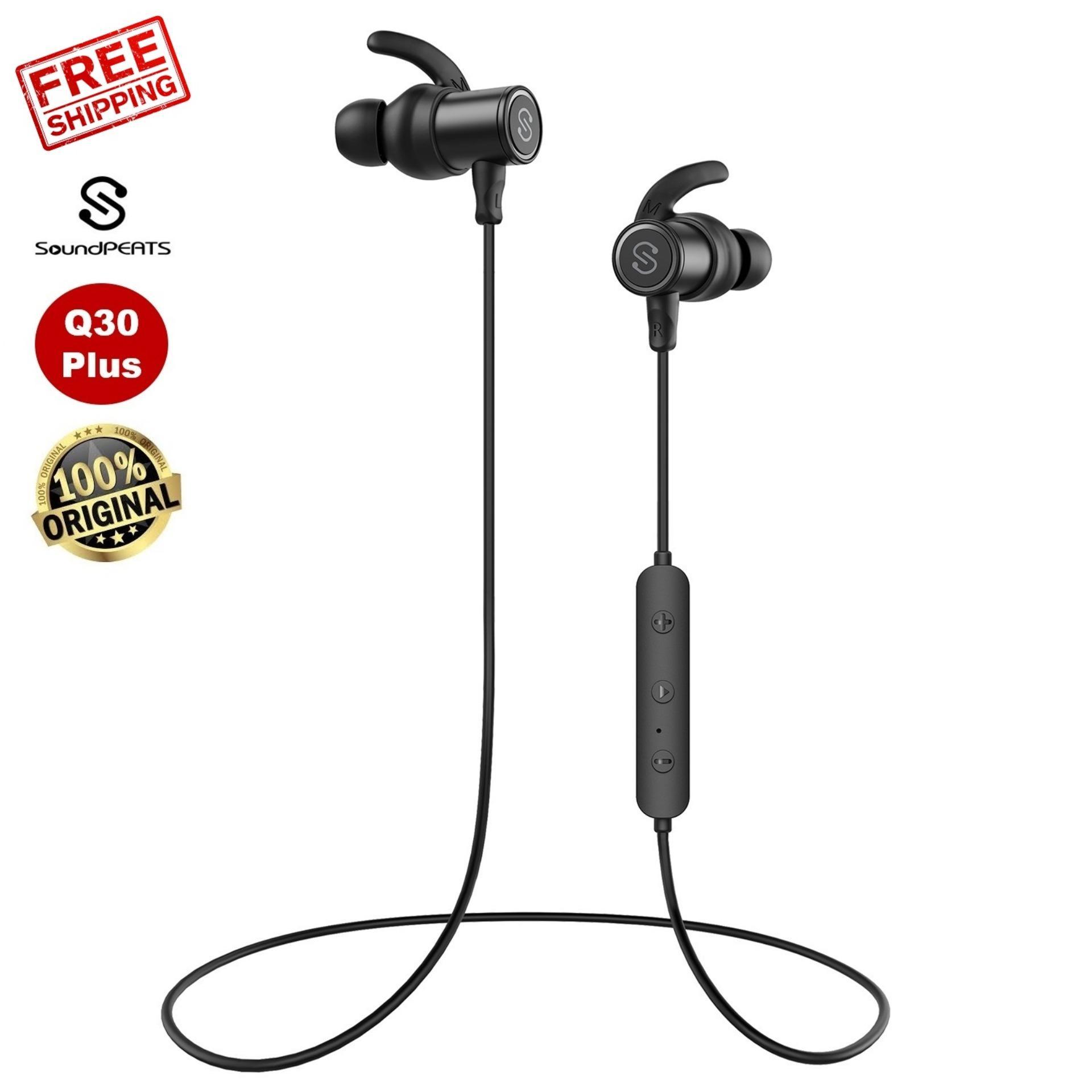 SoundPEATS Bluetooth Earphones Wireless 4 1 magnetic earphones In Ear IPX6 Sweatproof Headphones with