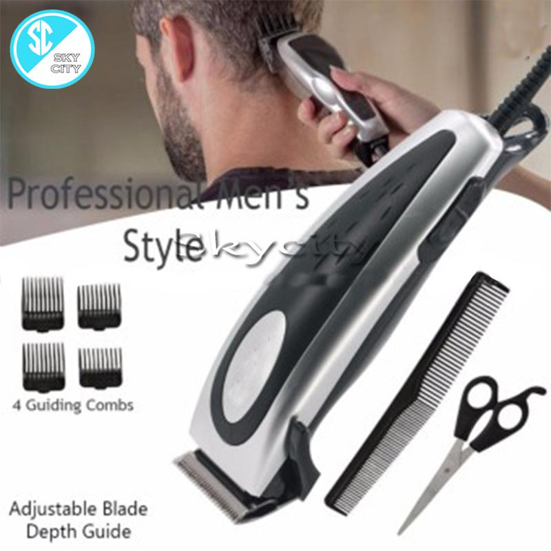 skycity DS48 Jinghao Hair Clipper for Professional w/ Attachments