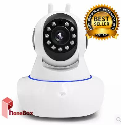 V380 Smart HD 1080P P2P Night Vision IP Camera Wireless security with 2 antenna Baby Monitor