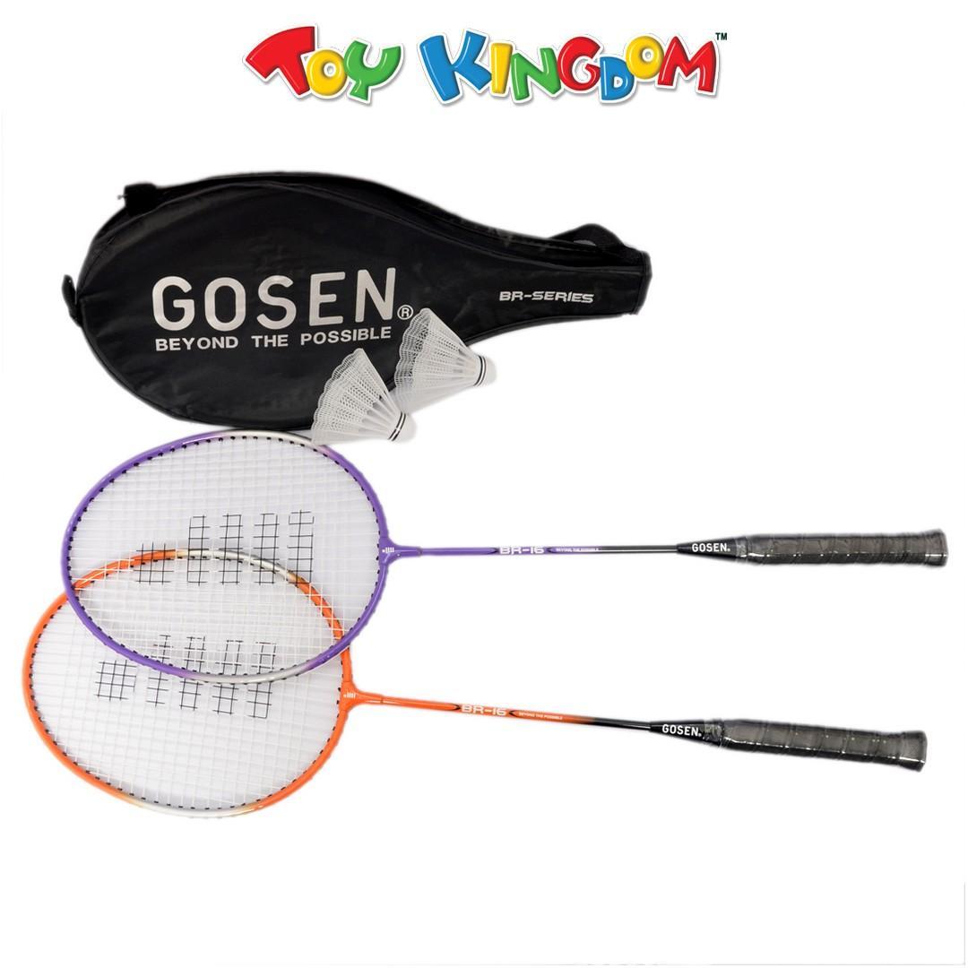 Gosen Badminton Racket By Toy Kingdom.