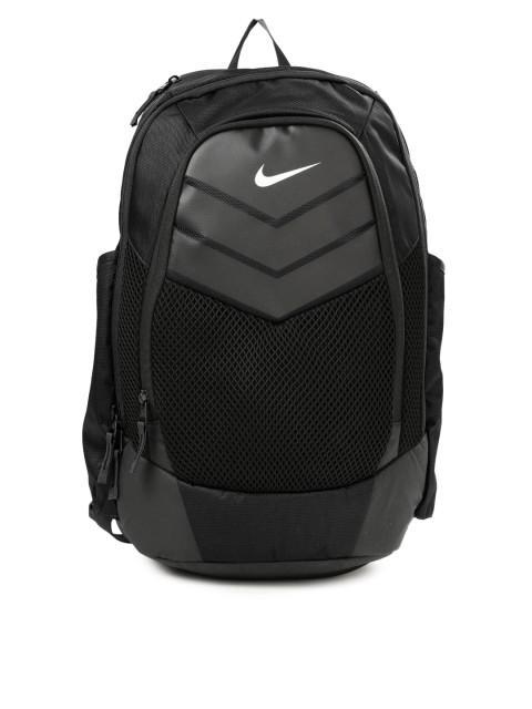 fb9b6de28762 Nike Max Air Vapor Power Elite Unisex Black Backpack School Bag - GOOD  QUALITY