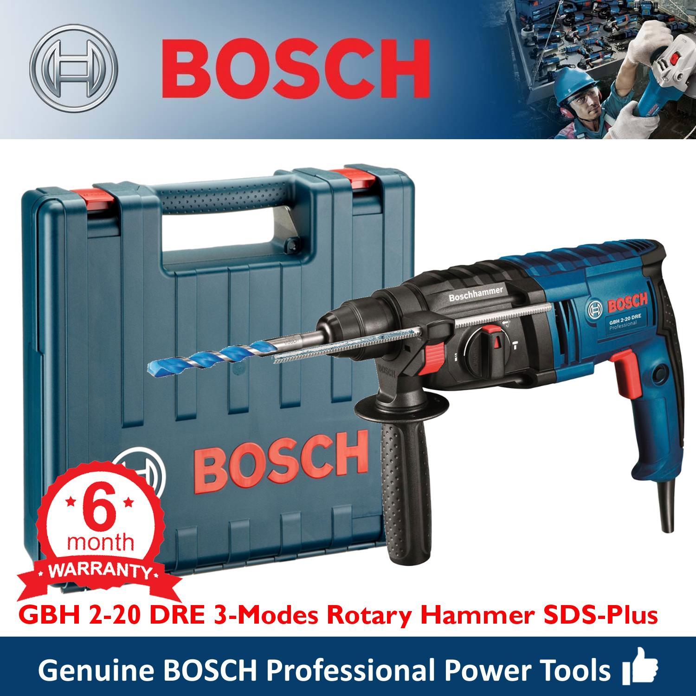 Bosch Carbon Brush Gbh 2 18 Re 20 Dre Cek Harga Terkini Dan Mesin Bor Rotary Hammer Combination Drill Sds Plus 3 Modes With