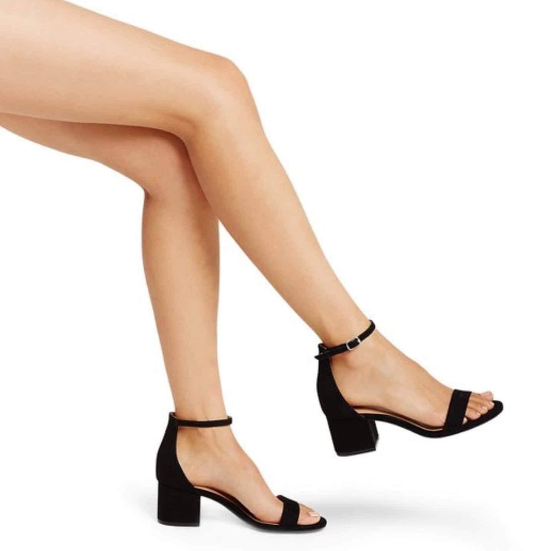 Womens Heel Shoes For Sale High Heels Online Brands Prices Sepatu Boot Wanita Rc316 Ankle Strap Block