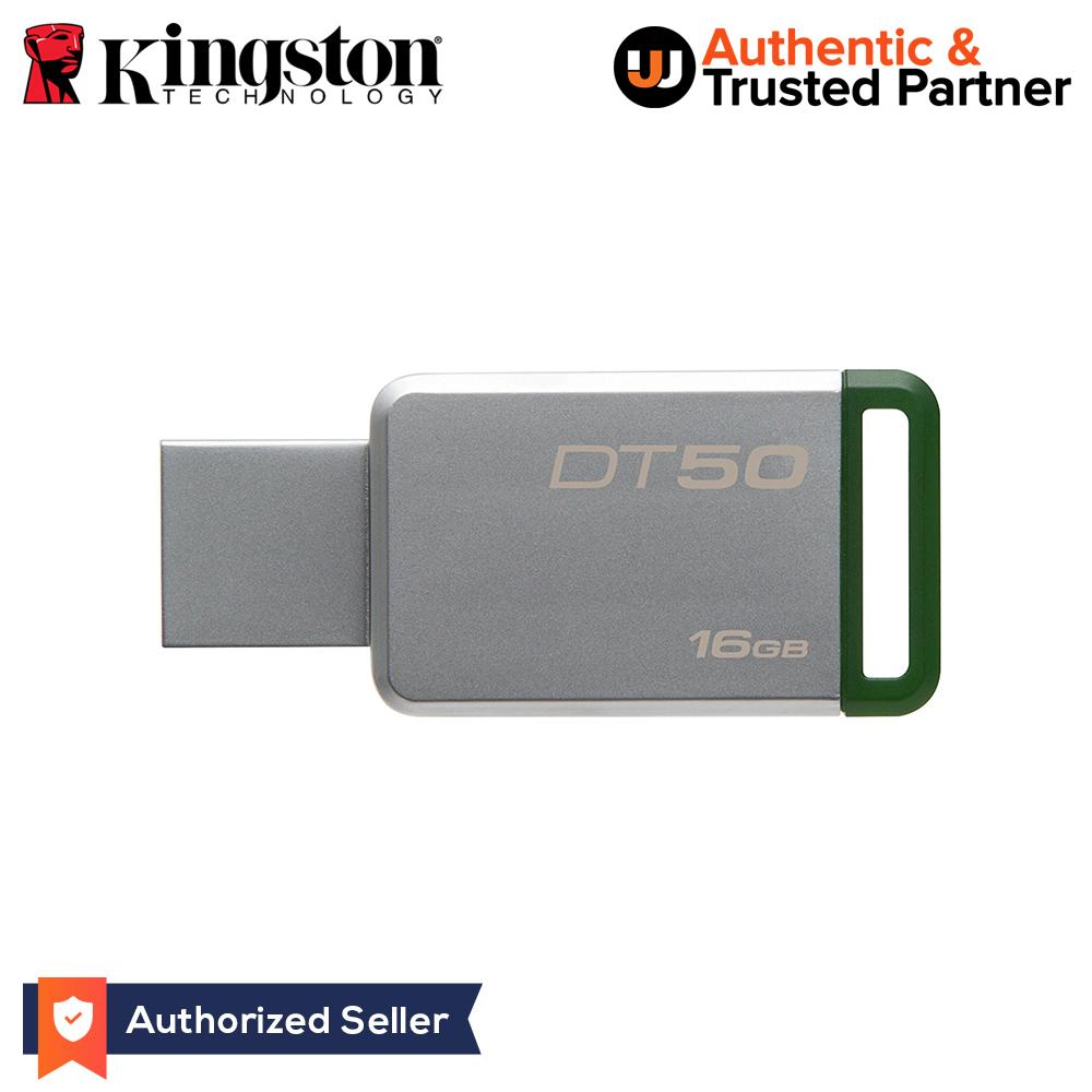 Kingston Philippines Usb Flash Drives For Sale Prices Drive 2tb Pen Pendrive Waterproof Metal Silver Datatraveler 50 16gb 30 Green