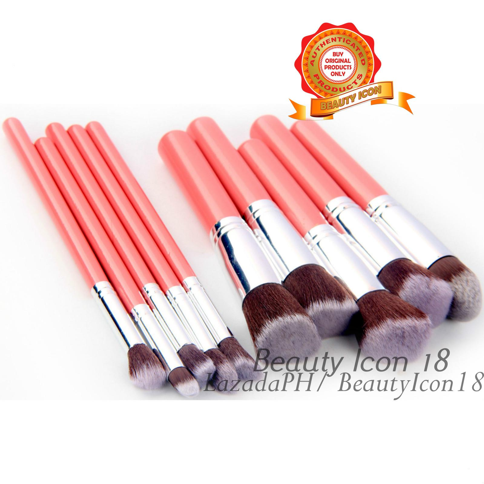 Makeup Brands Beauty On Sale Prices Set Reviews In Wardah Lip Palette Pinky Peach Kabuki 10 Pcs Professional Soft Make Up Brush Pink Silver
