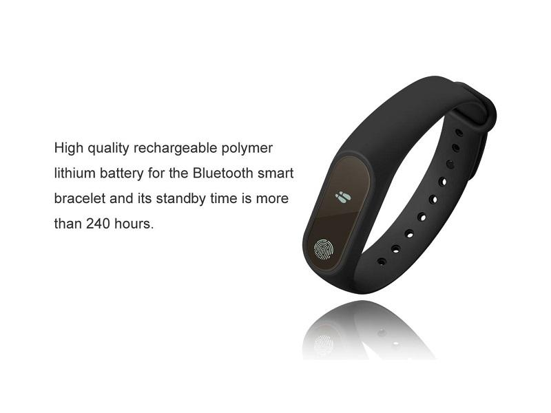 (BUY 1 TAKE 1) Band M2 Waterproof Smart Fitness Bracelet Watch Wristband w/  Sleep Monitor Heart Rate for Android, IOS