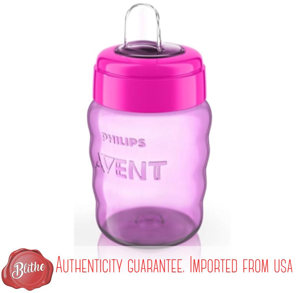 Philips Avent My Easy Sippy Spout Stage 2 Soft Spout Sippy Cup 9oz