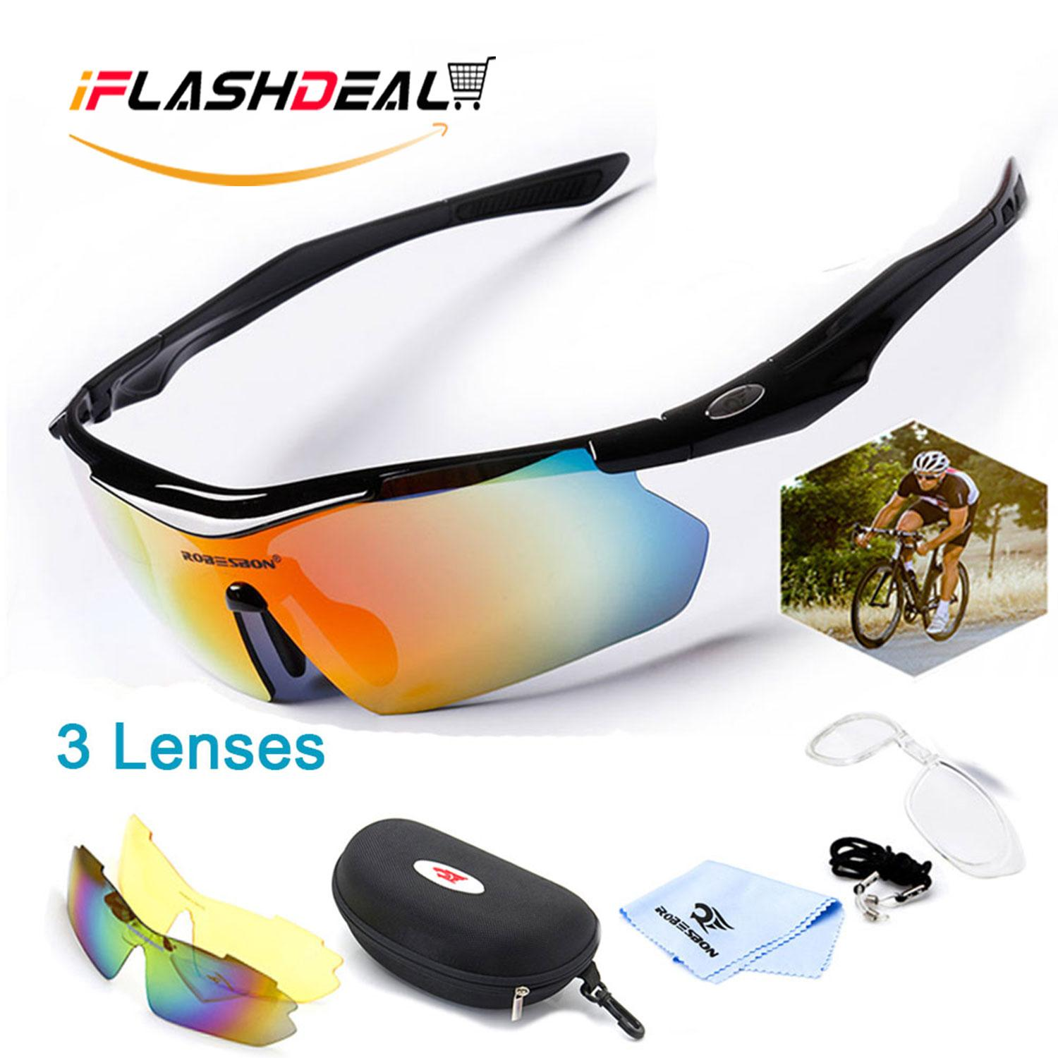 a7d517085d iFlashDeal Men Sports Sunglasses Polarized Outdoor Sport Driving Male Women Sun  Glasses Cycling Riding Running Glasses