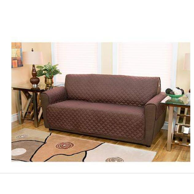 Three Person 180X245CM Couch Coat Sofa Cover Reversible Washable Sofa Cover
