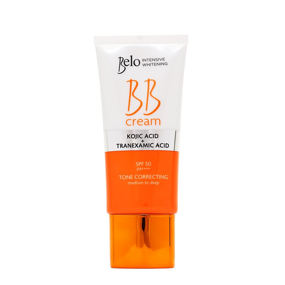 Bb And Cc Cream Brands Face Control On Sale Prices Set Ac Clean Up Cushion Natural Beige Belo Intensive Whitening Spf50 Pa 50ml