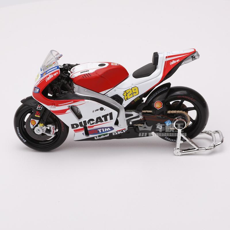 Maisto 1:18 Motorcycle Race Car Model DUKADI 2015 a desmosedici Motorcycle Race Car