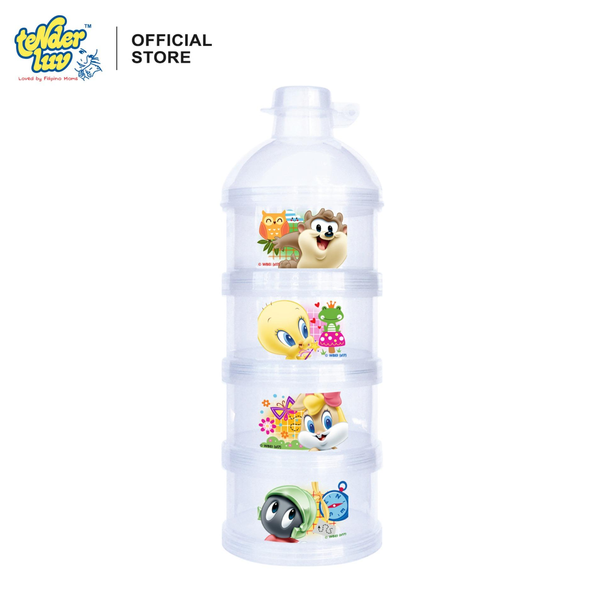 Baby Looney Tunes 4-Layer Super Milker (assorted Designs) By Tender Luv.