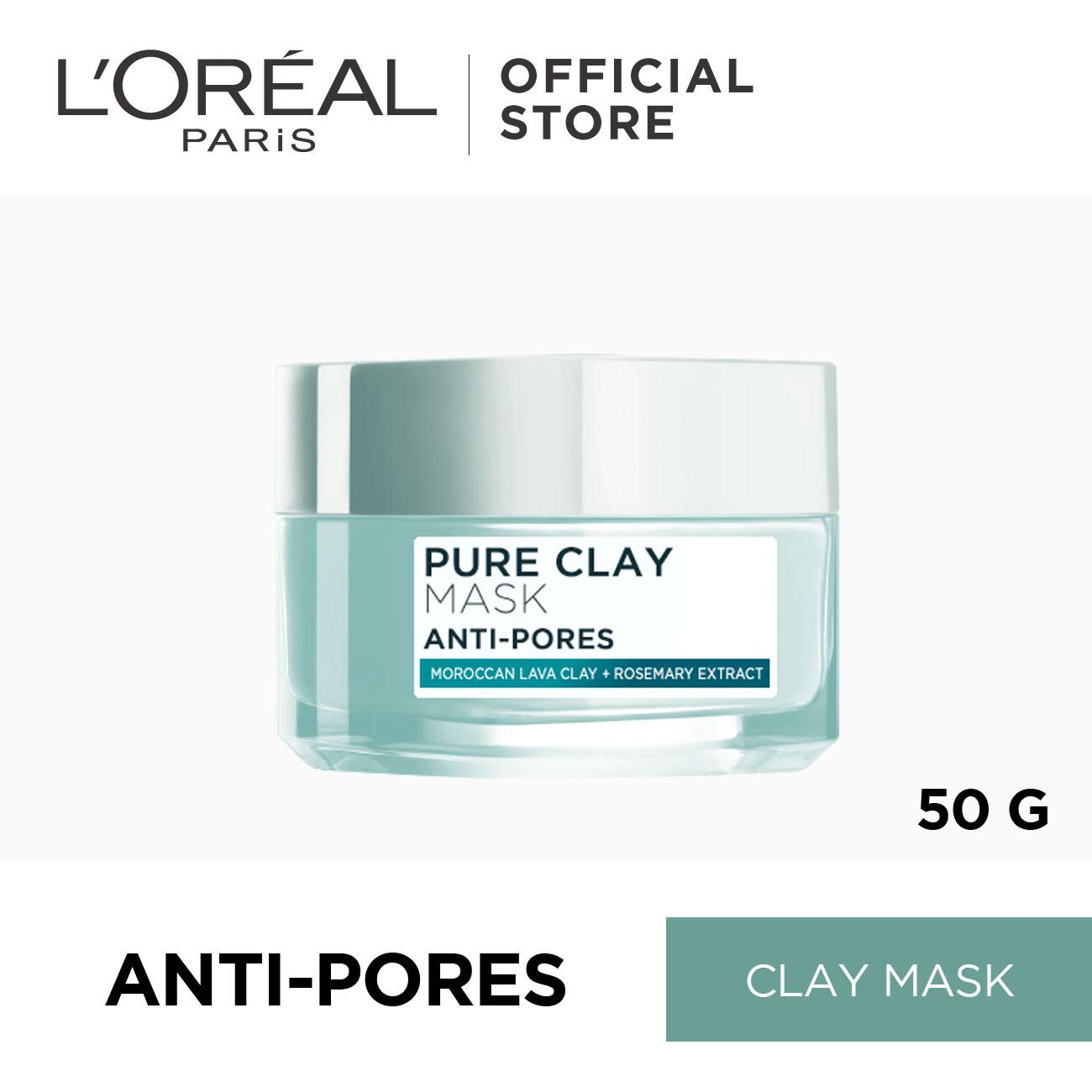 Skincare Mask Brands Skin Face Packs On Sale Prices Set Rorec Natural Care Pomegranate Loreal Paris Pure Clay Anti Pores Mint Green 50ml