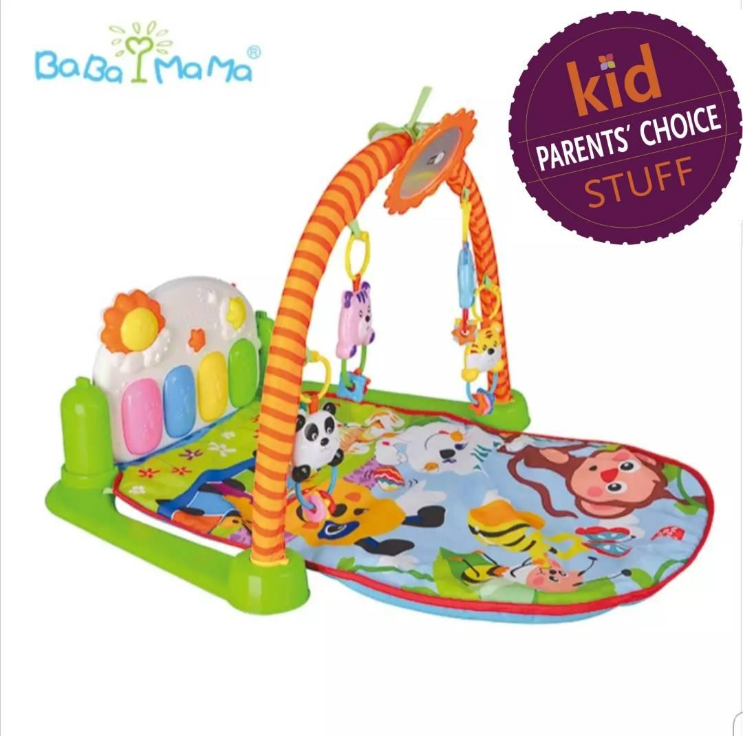Gym Toys For Sale Playmat Online Brands Prices Reviews In Farm Music Babaimama Baby Piano With Stand Alone Crib Sound