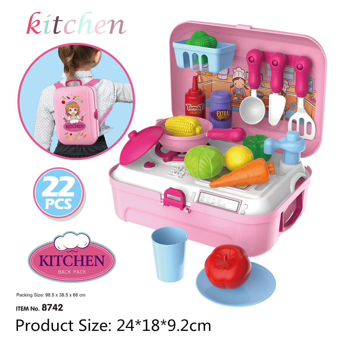 candy online backpack play toys set kitchen cooking supermarket tools make  up