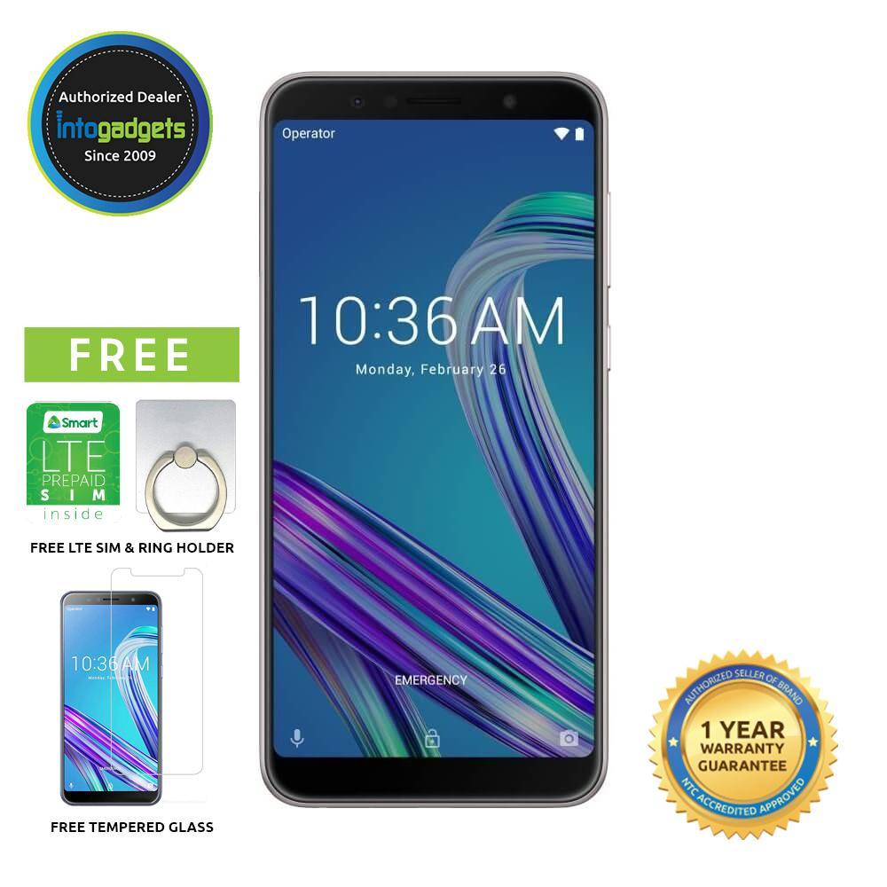 Asus Zenfone Max Pro M1 ZB602KL 6 Inch 4GB Ram 64GB Rom FREE LTE Sim