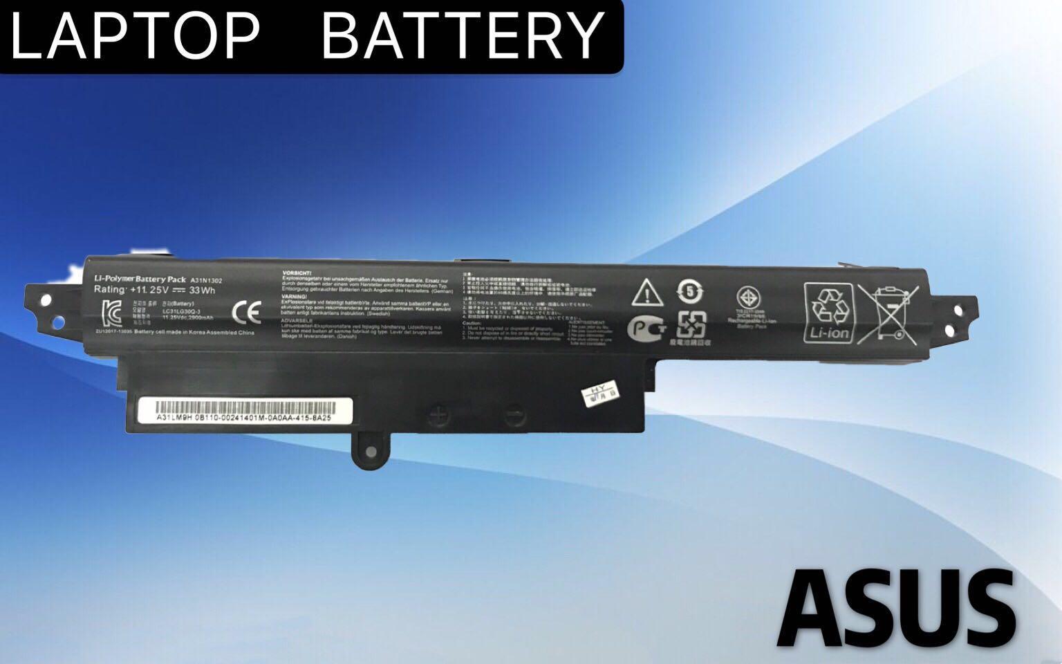 Buy Sell Cheapest Asus Vivobook X441ua Best Quality Product Deals Baterai X200ca X200m X200ma F200ca A31n1302 Battery For 116
