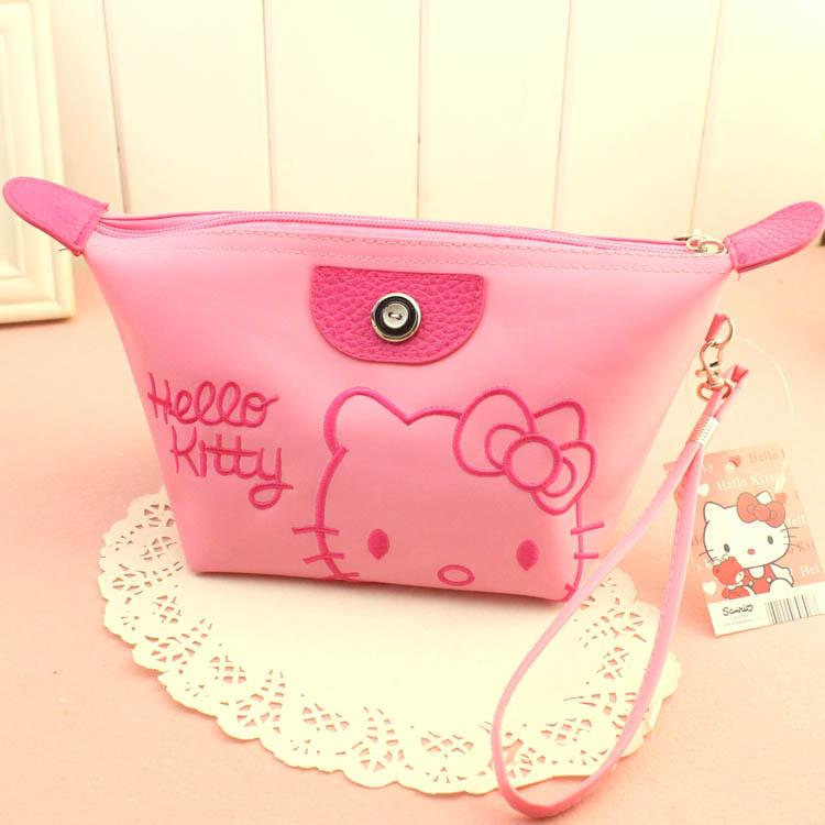 LW-HK Waterproof Make Up Bag Cosmetic Pouch Case Travel Organizer Philippines