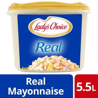 Lady's Choice Real Mayonnaise 5.5L