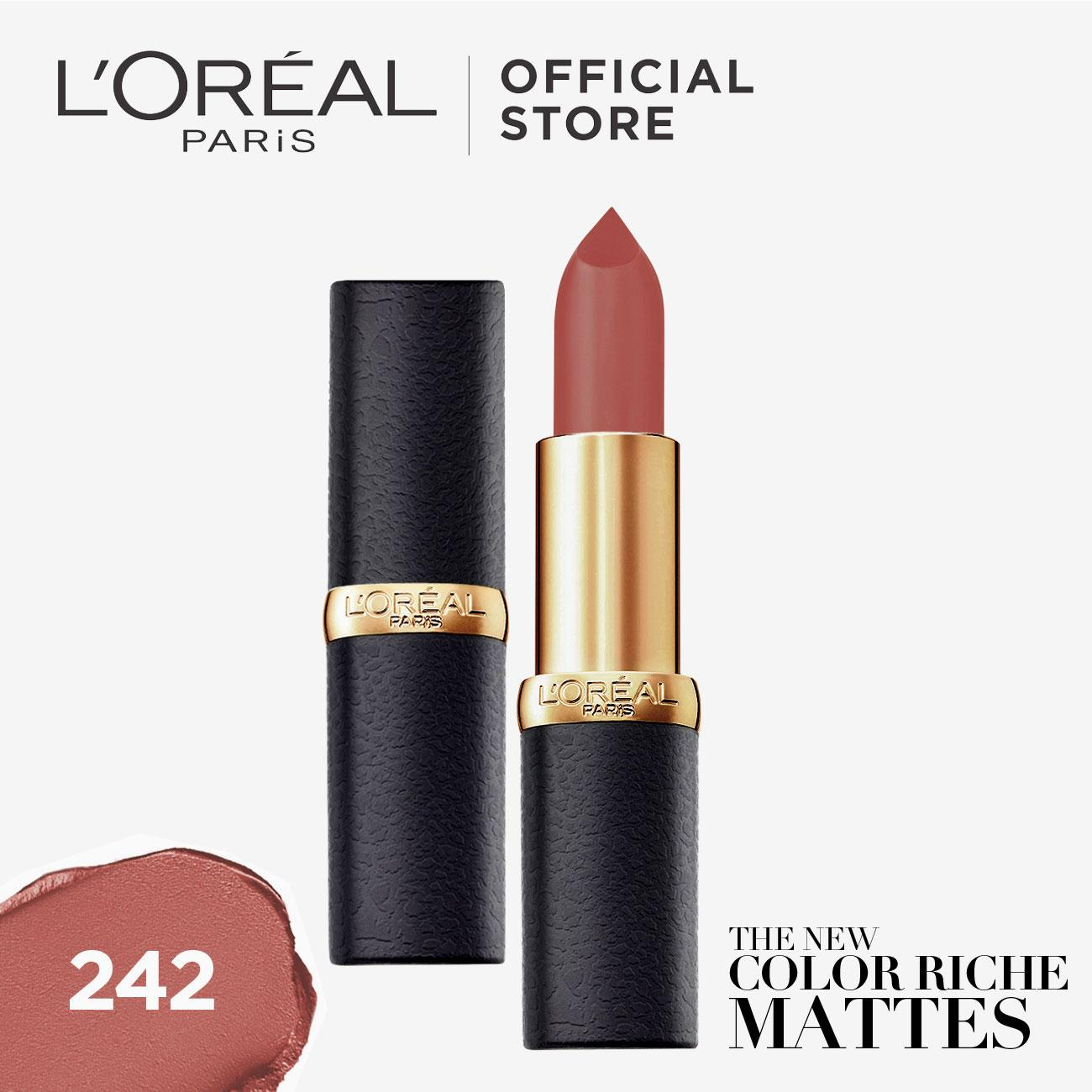 Color Riche Matte Lipstick By Loreal Paris By Loreal.