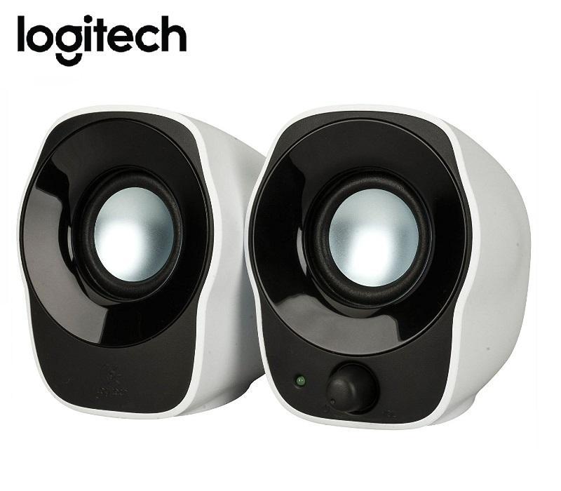 Logitech Z120 Black and White