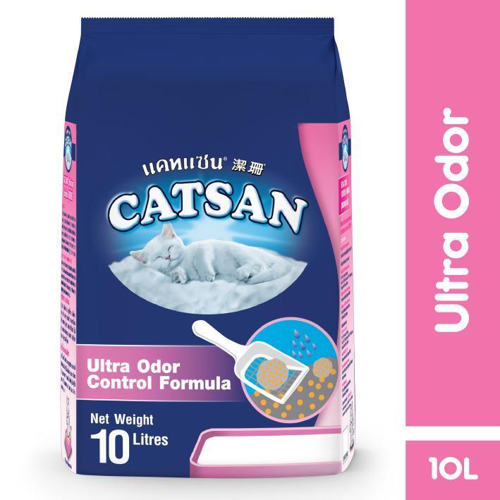 Catsan Ultra Odor Control Cat Litter (10L)