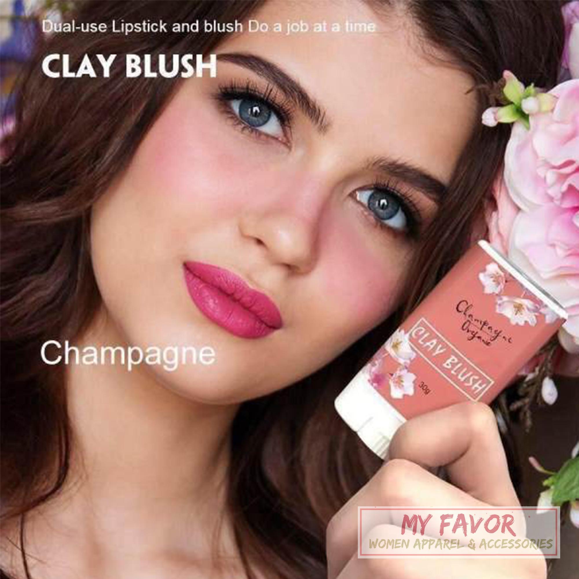 MF0114 Luna Organic Clay Blush 30g Philippines