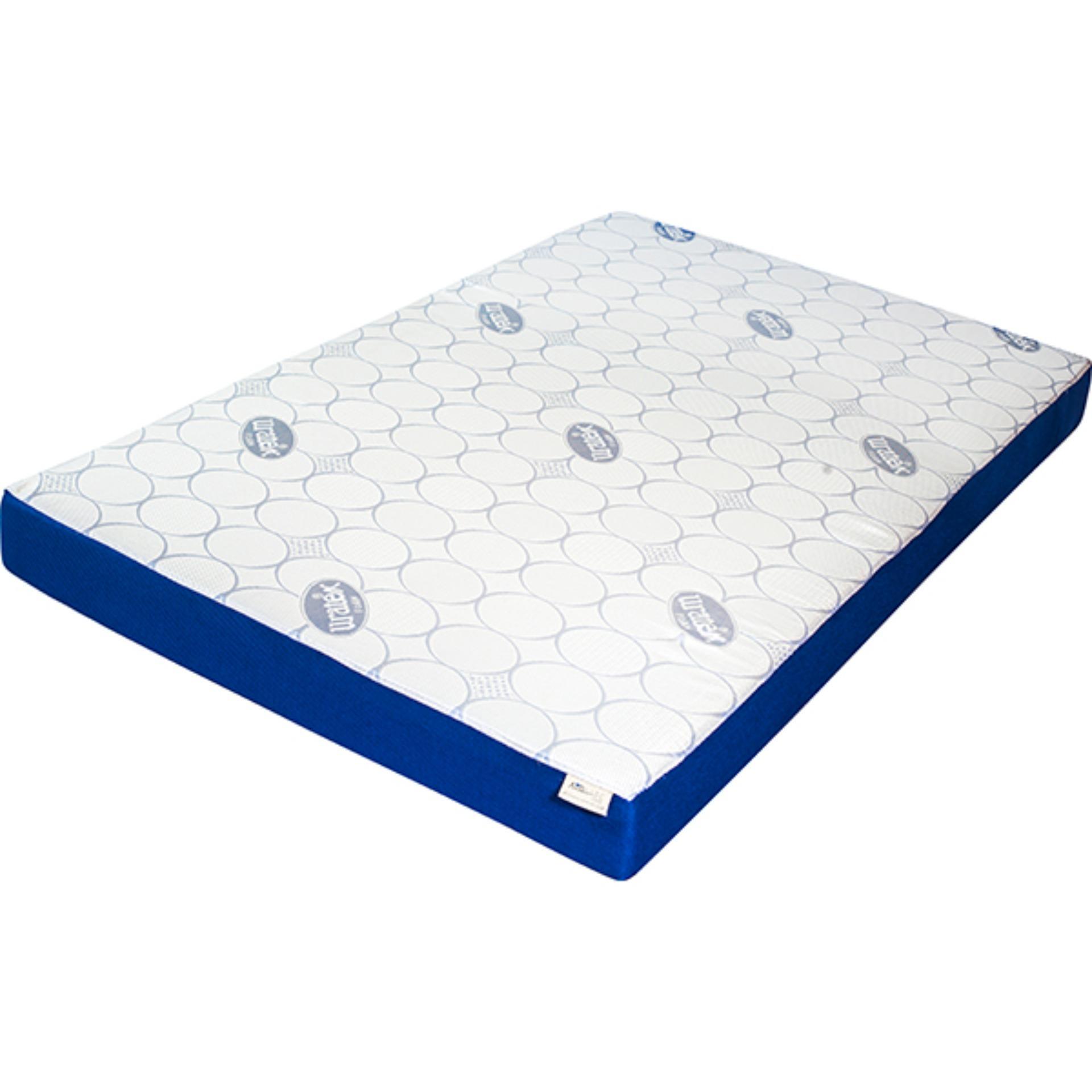 Uratex Airlite Mattress Cool 4x36x75 Blue