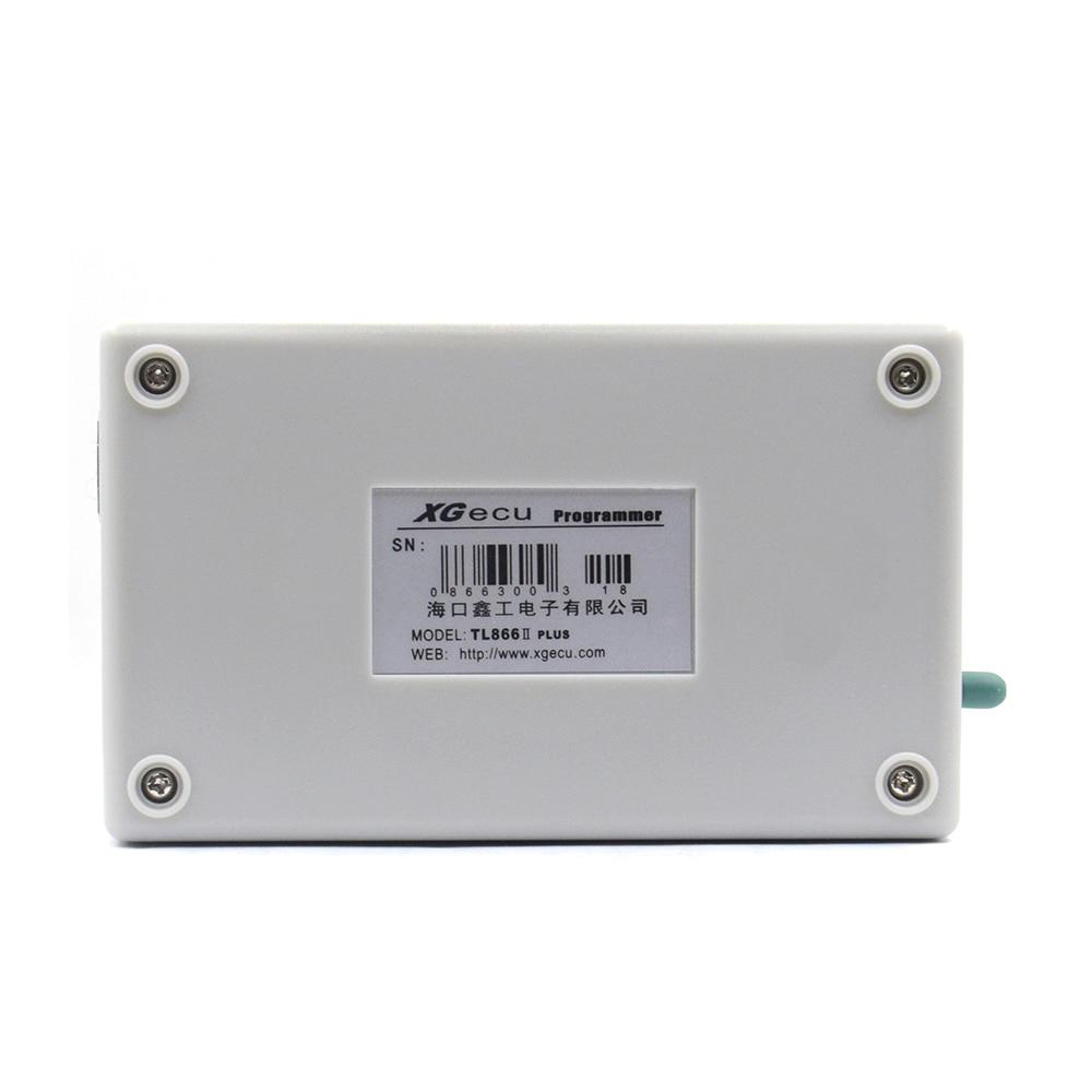 TL866II Plus EEPROM PIC AVR TL866A TL866CS USB Universal BIOS nand  Programmer 24 93 25 mcu Bios EPROM