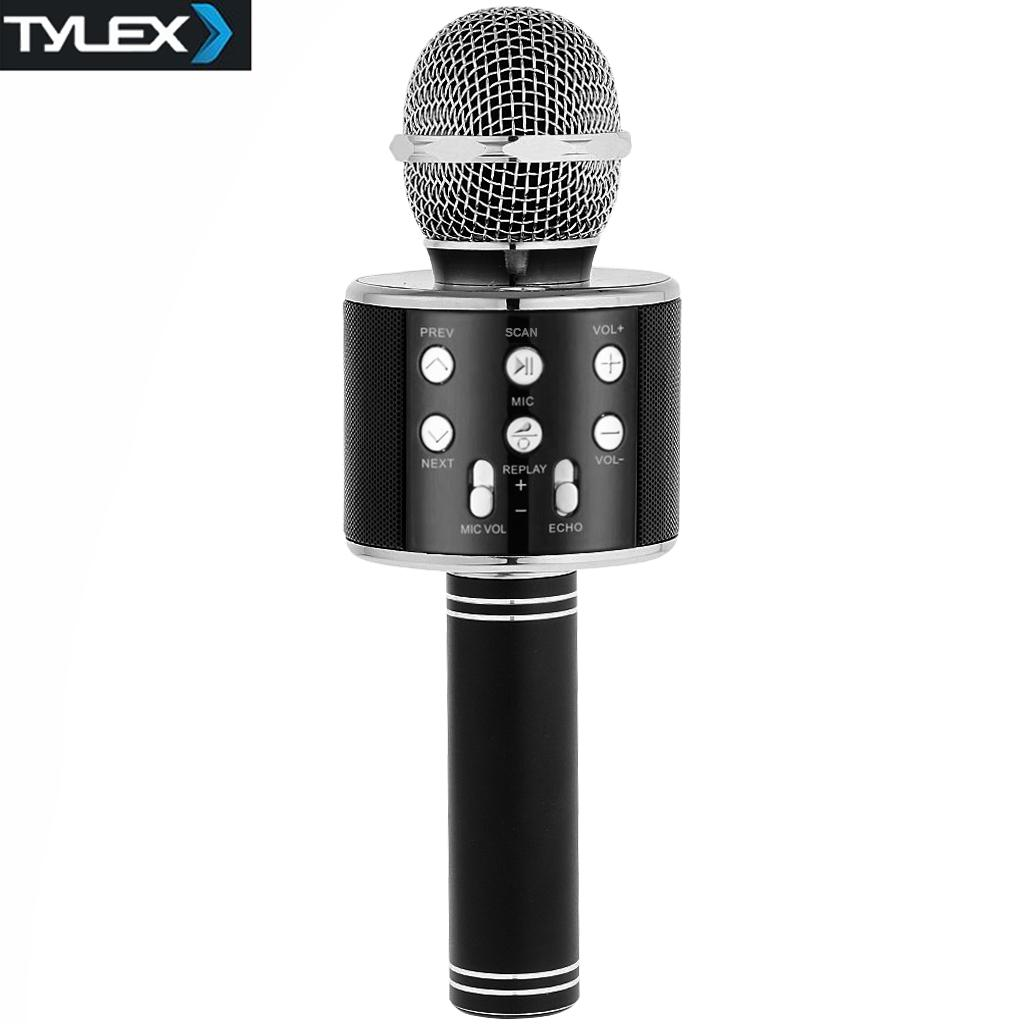 Audio Device For Sale Music Devices Prices Brands Specs Carbon Microphone To Magnetic Mike Mic Converter Circuit Tylex Ty 858 Wireless Portable Handheld Bluetooth Android Ios Black