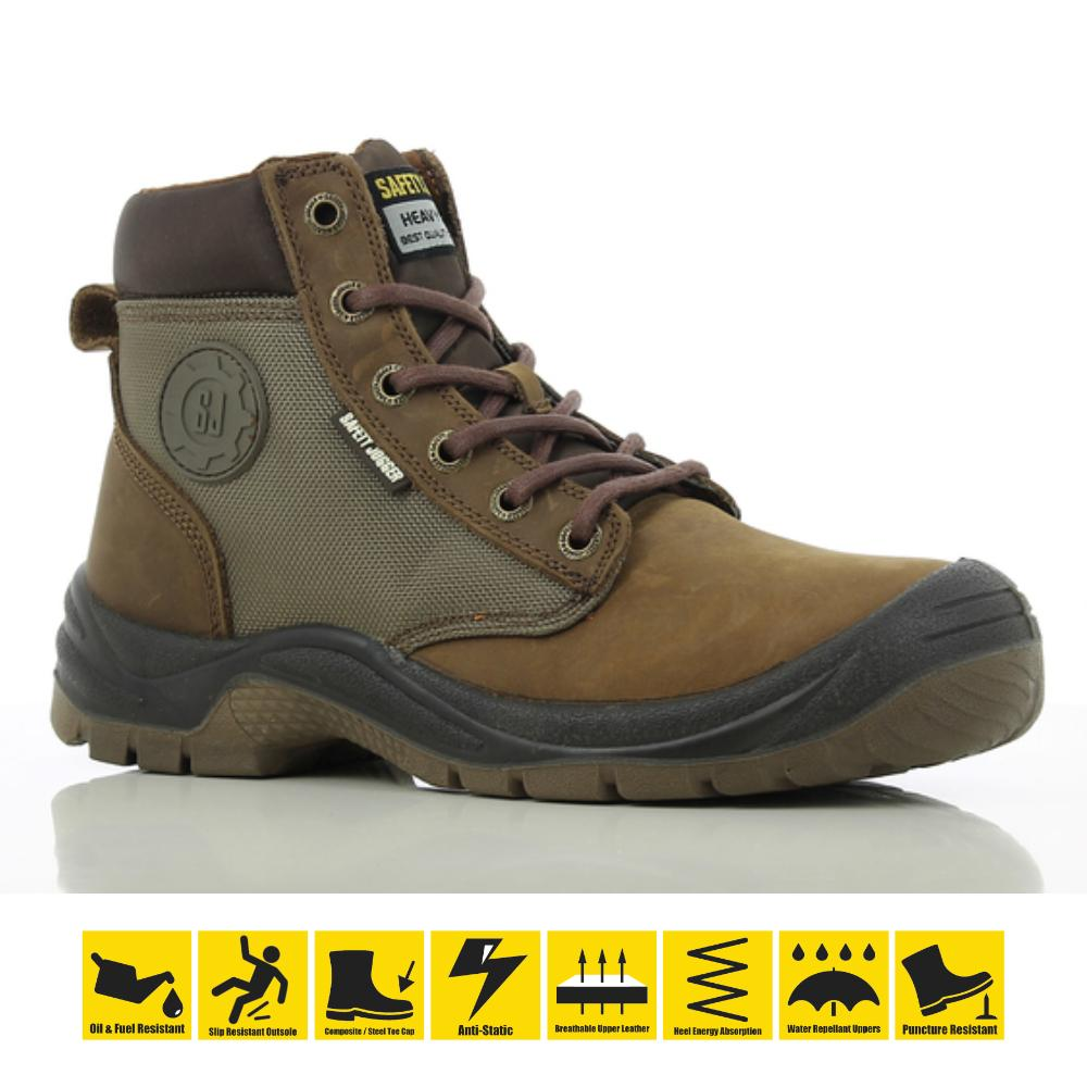 74876ff1ccf7d Safety Jogger Dakar S3 High Cut Safety Shoes Work Boot Steel Toe Safety  Shoes Safety Jogger