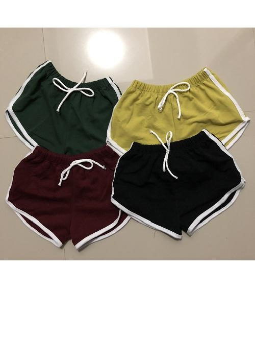 Basic Shorts/jogger Shorts For Kids (assorted Colors) By Sophias Merch.